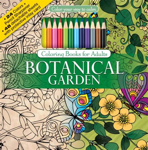 stunning adult coloring books full  enchanted gardens  flowers pretty opinionated