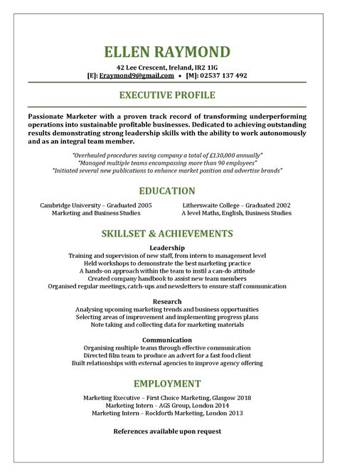 Functional Resume Template by Functional Resume Template Got Something To Hide