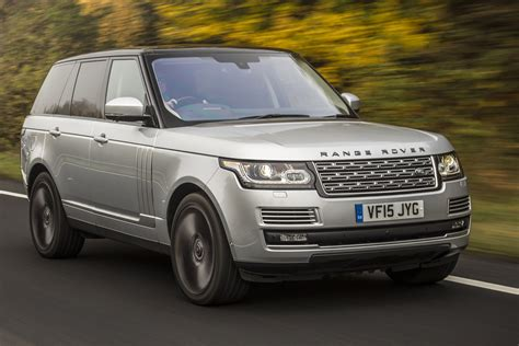 Range Rover Svautobiography 2016 Review