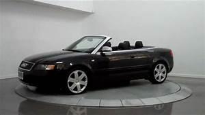 Audi S4 Cabriolet : 2004 audi s4 4 2 quattro convertible youtube ~ Medecine-chirurgie-esthetiques.com Avis de Voitures