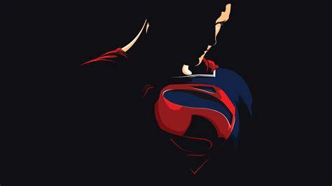 wallpaper superman justice league dc comics minimal