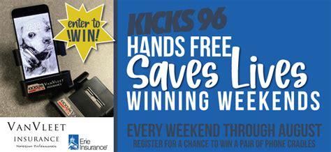 Description:vanvleet insurance is a family owned independent insurance agency. Hands Free Indiana - Kicks 96 WQLK-FM