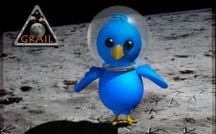 NASA Astronauts On Moon