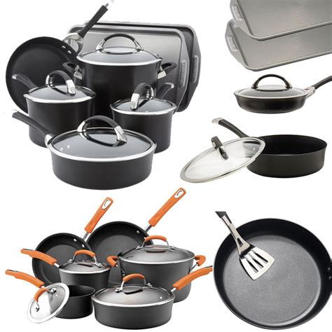 cookware anodized hard coating excellent sure safety makes give user