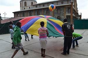DESTA JOHNSON gives back in ETHIOPIA at KIDANE MEHRET ...