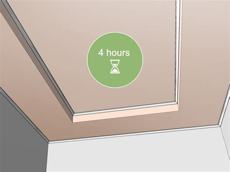 How To Paint A Tray Ceiling by How To Paint A Tray Ceiling 14 Steps With Pictures