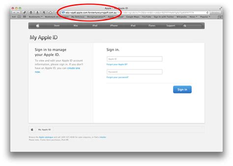 Warning! Don't Fall For the Apple ID Phishing Scam! | Life ...