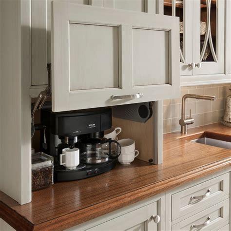 small kitchen appliance storage мелкая кухонная техника рациональные идеи хранения 5409