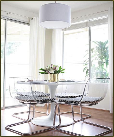 White Round Kitchen Table Modern   Kitchen #59459   Home