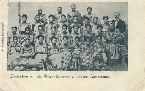 Trachten, Ethno, Schwarzafrika, Togo, Afrikanische ...
