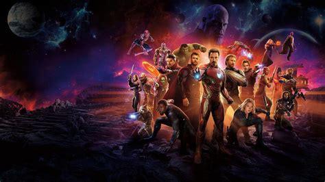 Infinity War Marvel Movie Wallpaper For Phone