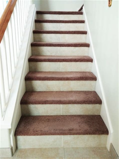 tile flooring on stairs ceramic tile stairs flamingo tile inc