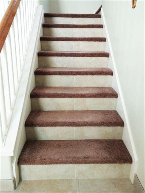 Ceramic Tile Stairs   Flamingo Tile Inc.