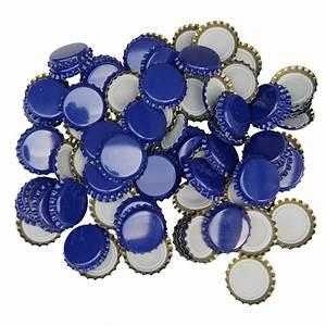 Home Brew - Pack Of 250 Crown Beer Bottle Caps - Blue | eBay