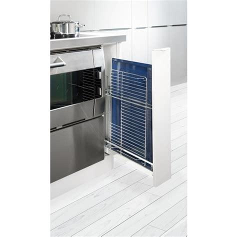 protection placard cuisine coulissant de meuble bas de cuisine range plaques de four