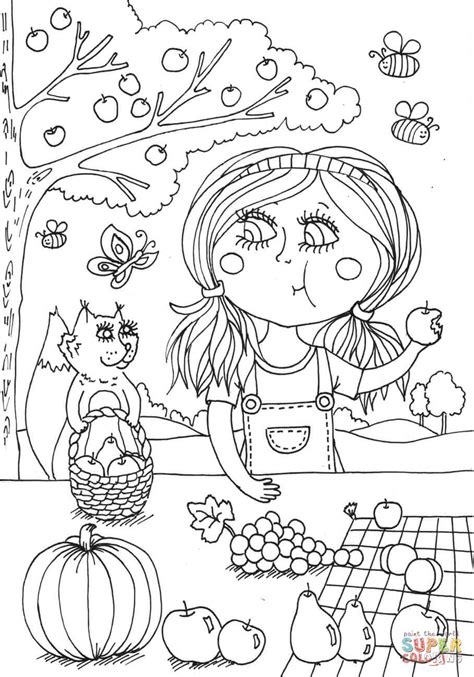peppy  august coloring page  printable coloring pages