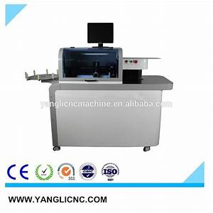 manufacturer channel letter bending machine making With letter making machine