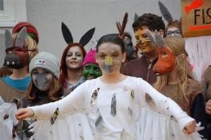 Karneval Schminken Tiere : karneval der tiere in der nms altm nster aktuelles aus dem salzkammergut ~ Frokenaadalensverden.com Haus und Dekorationen