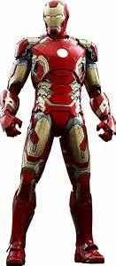 Hot Toys Iron Man Mark XLIII Quarter Scale Figure ...