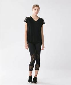 Tenue De Sport Femme Tendance : legging pantacourt leggings tendances printemps t ~ Melissatoandfro.com Idées de Décoration