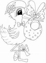 Stork Digi Cards Stamps Colouring Stamp Coloring Card Bestie Baldy Digital Sherri Patterns Printable Bird Babies Catia Adult Embroidery Drawing sketch template