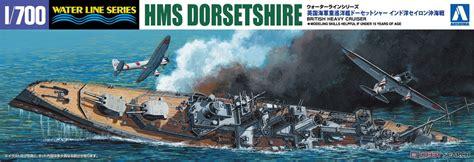 HMS Dorsetshire `Indian Ocean Raid` (Plastic model) Images ...