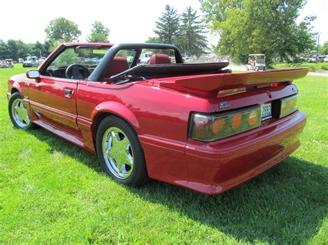 1988 Ford Mustang Pictures Cargurus