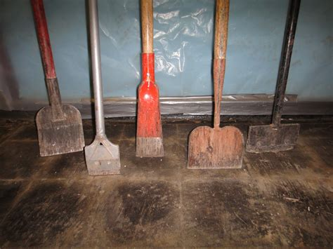 asbestos floor tile removal tools assortment choose your