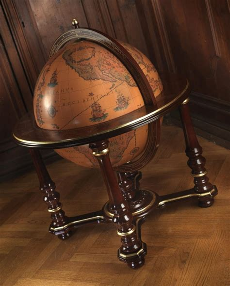 polymer kitchen cabinets charming large bar globe with golden decorations quot afrodite 1569