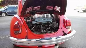 1972 Vw Bug With Subaru Engine Conversion  U0026quot Cherrybomb