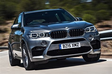 Bmw X5 Suv Review Parkers