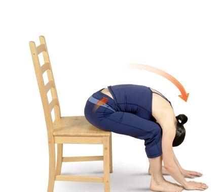 5 ways chair benefits us along with five poses for
