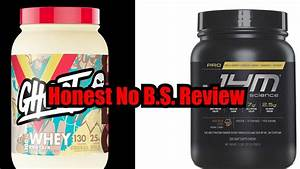 Ghost Supplement Review