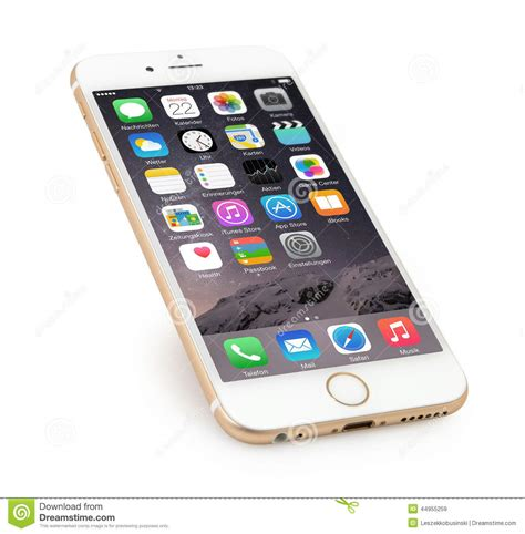 iphone stock iphone 6 editorial stock image image 44955259