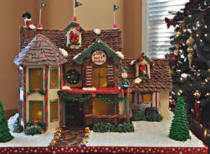 Inspiring Gingerbread House Plans Photo by Simple Inspiring Gingerbread House Ideas 14 Snappy Pixels