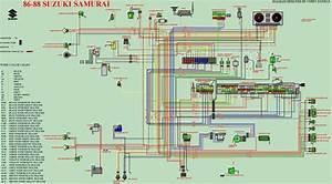 Samurai Schematics For Running Without Stock Hitachi Carburetor    Emissions System