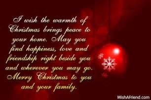 merry wishes for a friend