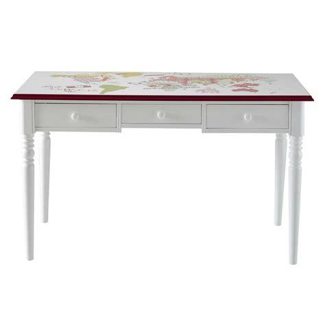bureau bois blanc bureau bois blanc mzaol com