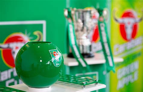 Carabao Cup fourth round draw details - News - Gillingham