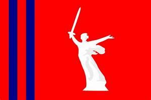 File Flag Of Volgograd Oblast Svg
