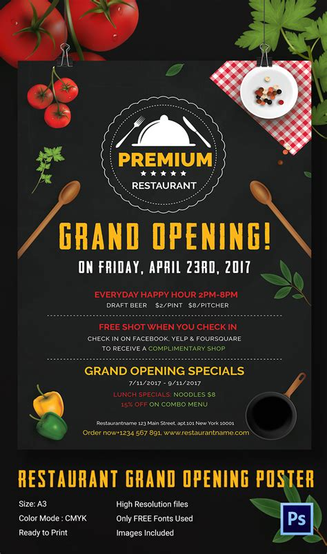 grand opening invitation templates