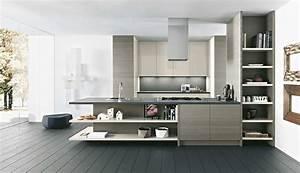 Modern Italian Kitchen Interior Design