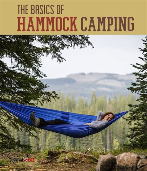 Hammock Backpacking Tips by A Guide To Cing With Hammocks Survival