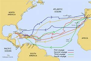 Voyages Of Christopher Columbus Wikipedia