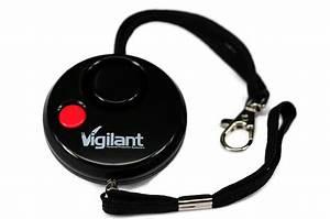 Vigilant Night Vision Personal Alarm U2122 With 135db Peak