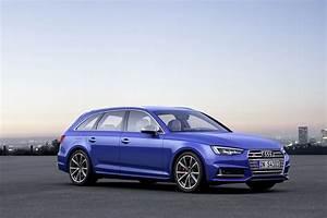 Audi Break Occasion : nouvelle audi s4 break la version avant d voil e juste avant gen ve l 39 argus ~ Gottalentnigeria.com Avis de Voitures