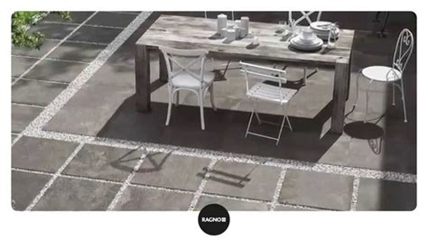 piastrelle posa a secco ghiaino per pavimento giardino pavimentazione t gravel