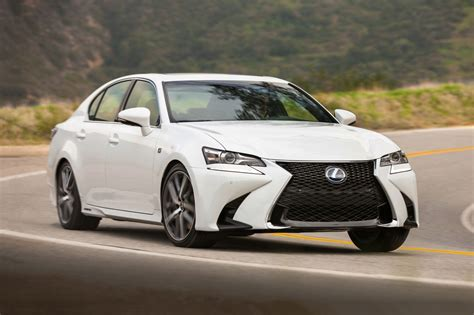 sporty lexus sedan 2018 lexus gs 450h sedan pricing for sale edmunds