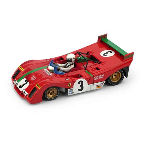 Jacky ickx, ferrari 312pb, targa florio, sicily, 13 may 1973. Ferrari 312 PB with driver 3 Winner Targa Florio 1972 Arturo Merzario Brumm R261B-CHM ...