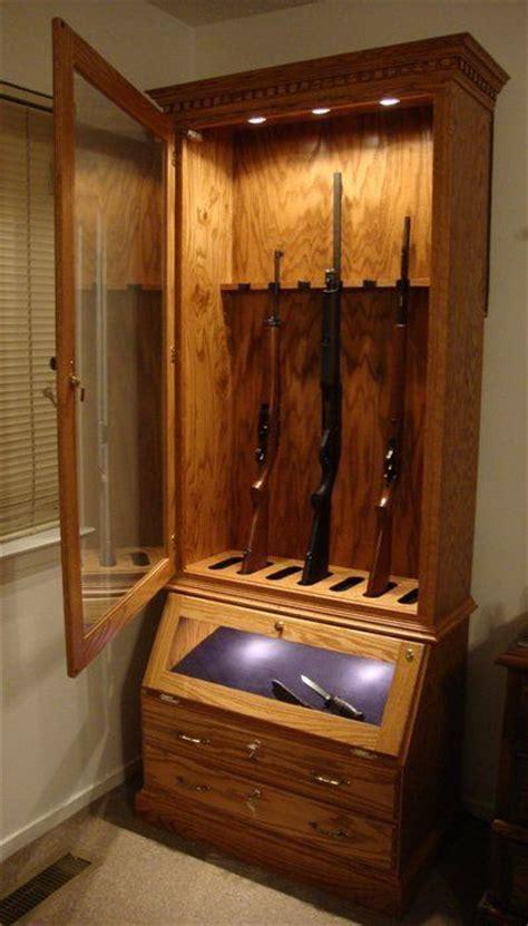 ideas  gun cabinets  pinterest gun